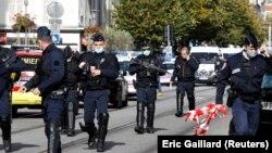 برقراری تدابیر امنیتی در فرانسه.