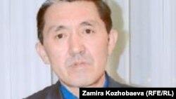Жолдошбек Зарлыкбеков.