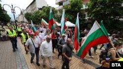 Шествие в защита на традиционното християнско семейство и срещу провеждането на София прайд