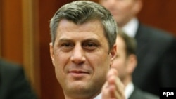 Kosovar Prime Minister Hashim Thaci is accused of being a mafia boss, a murderer, a drug dealer, and of engaging in organ trafficking.