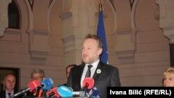 Podigli glas i u ime hiljada srpskih građana u BiH koji nisu počinili zločine: Bakir Izetbegović