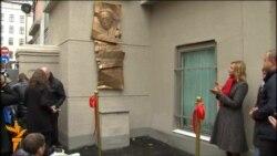 У Москві відкрили дошку пам'яті Анни Політковської