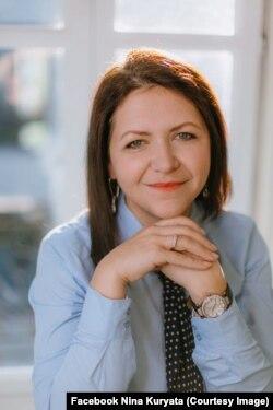 Ніна Курята, медіаекспертка