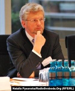 Посол України в Німеччині Андрій Мельник