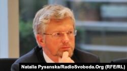 Посол України у Німеччині Андрій Мельник