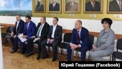 Кандидати на посаду голови адміністрації Сімферополя