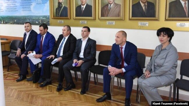 Кандидаты на должность главы администрации Симферополя