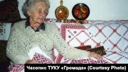 Наталя Драгоманова (архівне фото)