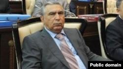 Глава президентской администарции Рамиз Мехтиев, 16 декабря 2009 года