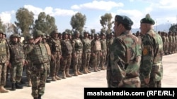 Afghan National Army (file photo)