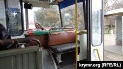 Иллюстративное фото: Крым. Общественный транспорт