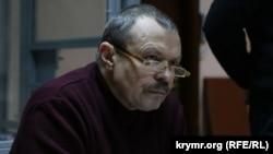 Василий Ганыш в суде, 15 ноября 2018 года