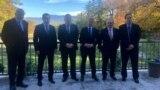 Azərbaycan və Ermənsitanın xarici işlər nazirliyi Minsk qrupunun həmsədrləri ilə Cenevrədə