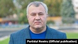 Nicolai Grigorişin, candidatul formaţiunii Partidul Nostru