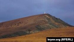 Гора Клементьева, Коктебель