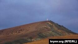 Uzun Sırt (Klementyev) dağı, Köktebel