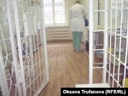 Медицинский кабинет одного из СИЗО Челябинска