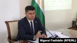 Завки Завкизода, министр экономического развития и торговли Таджикистана