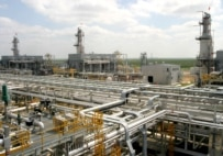 A refinery at Karachaganak (file photo) (ITAR-TASS)