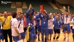 Nogometno prvenstvo za svećenike u Vukovaru: I lopta nas povezuje