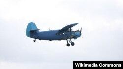 Ан-2, літак такої моделі здійснив аварійну посадку
