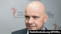 Радник голови СБУ Юрій Тандіт