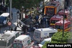 حمله انتحاری روز دوشنبه در تونس