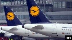 Lufthansa ավիաընկերության օդանավեր, արխիվ