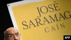 ژوزه ساراماگو، نویسنده کتاب پرفروش کوری، در نوامبر سال ۲۰۰۹