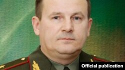 Міністар абароны Андрэй Раўкоў стаў генэрал-лейтэнантам