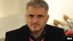 Писателот Владимир Јанковски