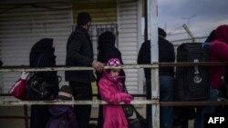 Izbjeglice iz Sirije u Turskoj