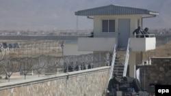 Тюрьма в Афганистане. Иллюстративное фото.
