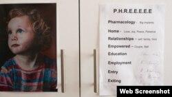 PHREEEEE-dom یا همان «فریدام» یا «آزادی» برنامه انگیزه در فرش استارت