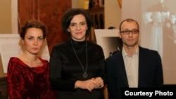 """""""Три цвета времени"""", Отто Лакоба"""