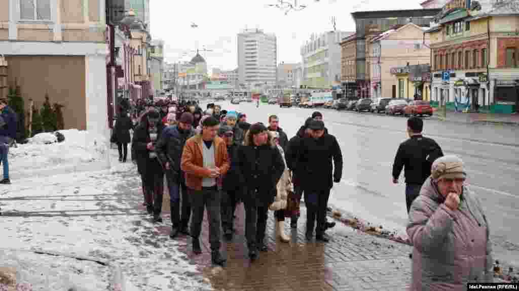 4 марта 2017 года в Казани