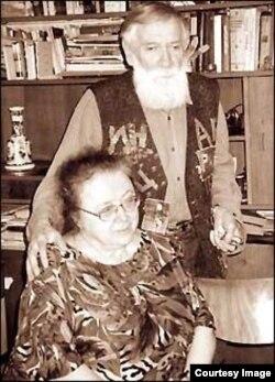 А.Синявский и М.Розанова