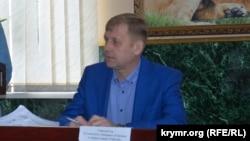 Олег Зубков, архивное фото