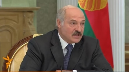 Belarusian President Alyaksandr Lukashenka downplayed speculation that Belarus might become a target of Russian expansionism.