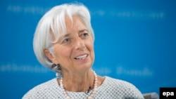 Директор-розпорядник МВФ Крістін Лаґард