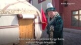 Students Show The Colors Of Kyrgyzstan In Norouz Celebration