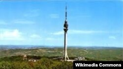 Бурҷи телевизиони Сербистон -RTS TV