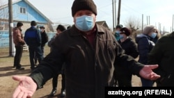 Александр Сланин, житель Покатиловки.