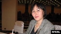Сотрудница одного из государственных органов Казахстана. Иллюстративное фото.