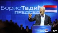 Izbori 2012. godine koje je Boris Tadić izgubio