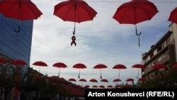Shënimi i Ditës Ndërkombëtare kundër HIV/AIDS në Kosovë, 1 dhjetor 2015