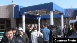 Суд в Актау, 6 апреля