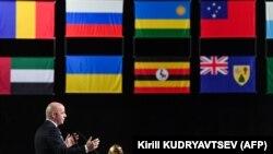 Presidenti i FIFA-s, Gianni Infantino.