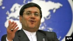 حسن قشقاوی سخنگوی وزارت امور خارجه ایران