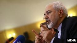 Шефот на иранската дипломатија Џавад Зариф